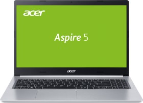 Acer Aspire 5 A515-54G-77YL silber, Core i7-10510U, 16GB RAM, 1TB SSD, GeForce MX250, DE (NX.HNGEG.003)