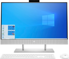 HP All-in-One 27-dp0901ng Natural Silver (1G1E7EA#ABD)