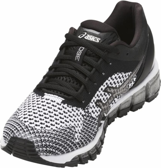 sale retailer 6a1aa ba6e7 Asics gel-Quantum 360 Knit black white silver (ladies) (T778N-9001)  starting from £ 59.99 (2019)   Skinflint Price Comparison UK