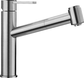 Blanco Ambis-S HD brushed stainless steel (523119)