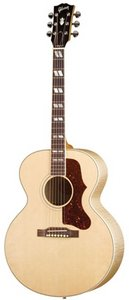 Gibson J-185EC western guitar electro-acoustic (various colours)