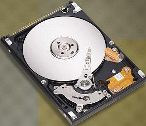 Seagate Momentus 40GB, IDE (ST94811A)