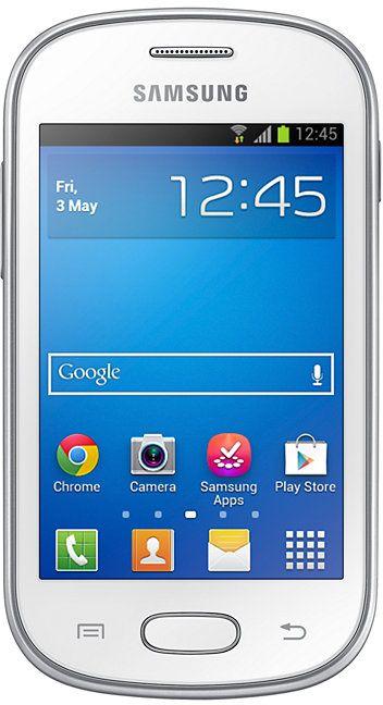 Samsung Galaxy Fame Lite S6790N weiß