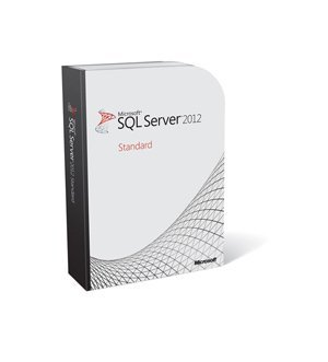 Microsoft: SQL Server 2012 Standard Edition (deutsch) (PC)