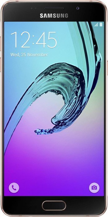 Samsung Galaxy A5 rosegold Saturn