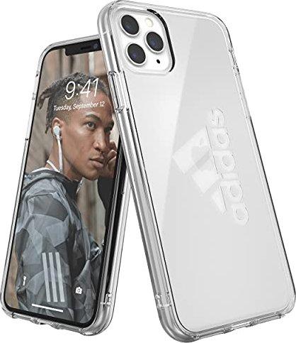 adidas SP Pocket Case für Apple iPhone 11 Pro Max transparent (36452) -- via Amazon Partnerprogramm