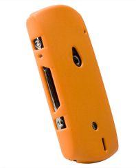 Krusell ColorCover für Sony Ericsson Xperia Neo orange (89575)