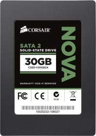Corsair Nova 2 30GB, SATA (CSSD-V30GB2A)