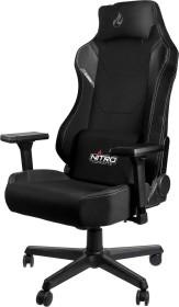 Nitro Concepts X1000 Gamingstuhl, schwarz (NC-X1000-B)