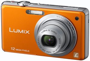 Panasonic Lumix DMC-FS10 orange