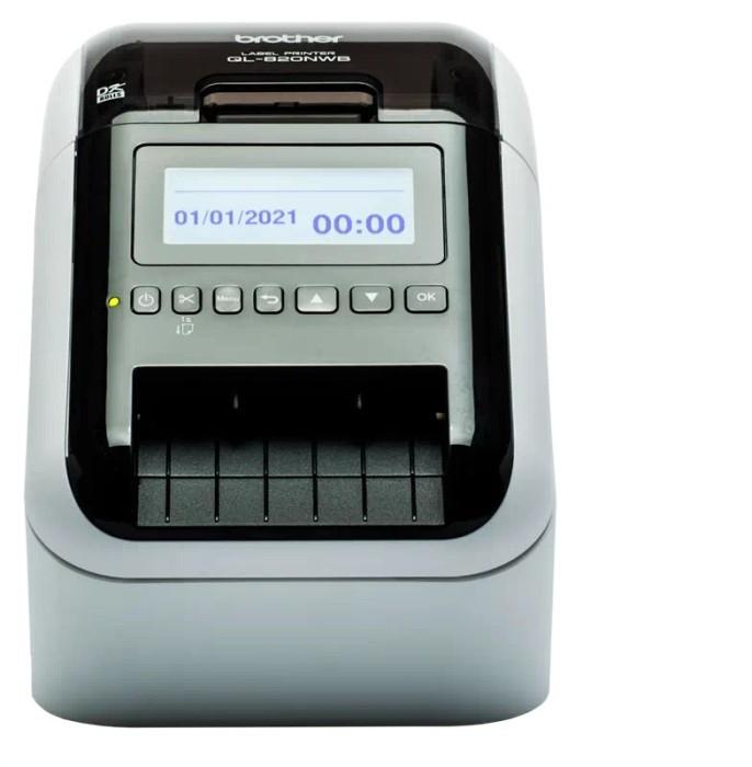 Brother P-touch QL-820NWB 300dpi (QL820NWBZG1)