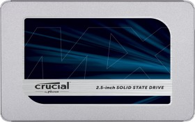Crucial MX500 250GB, SATA (CT250MX500SSD1/CT250MX500SSD1Z)
