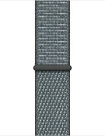 Apple Sport Loop für Apple Watch 40mm sturmgrau (MTM02ZM/A)