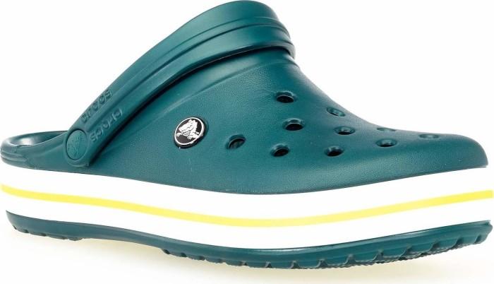 bdd5828c5 Crocs Crocband evergreen tennis ball green (11016-3S0)