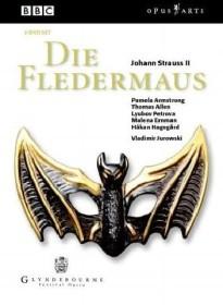 Johann Strauss - Die Fledermaus (DVD)