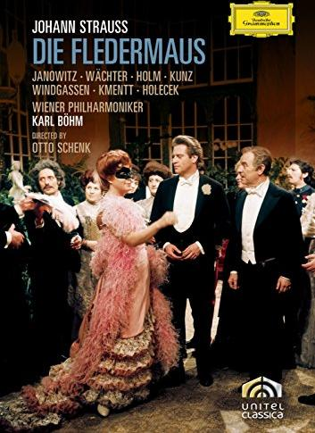 Johann Strauss - Die Fledermaus -- via Amazon Partnerprogramm