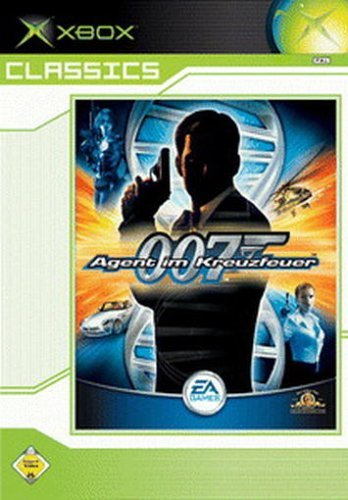 James Bond 007: Agent im Kreuzfeuer (niemiecki) (Xbox) -- via Amazon Partnerprogramm