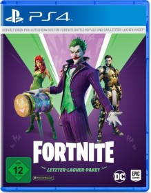 Fortnite - Das Letzter-Lacher Bundle (Add-on) (PS4)