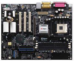 AOpen AX4B-533tube, i845E, ALC650 5.1, HiFi tube amplifier onboard [DDR]