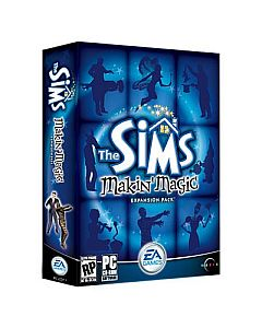 The Sims: Makin' Magic (Add-on) (englisch) (PC)