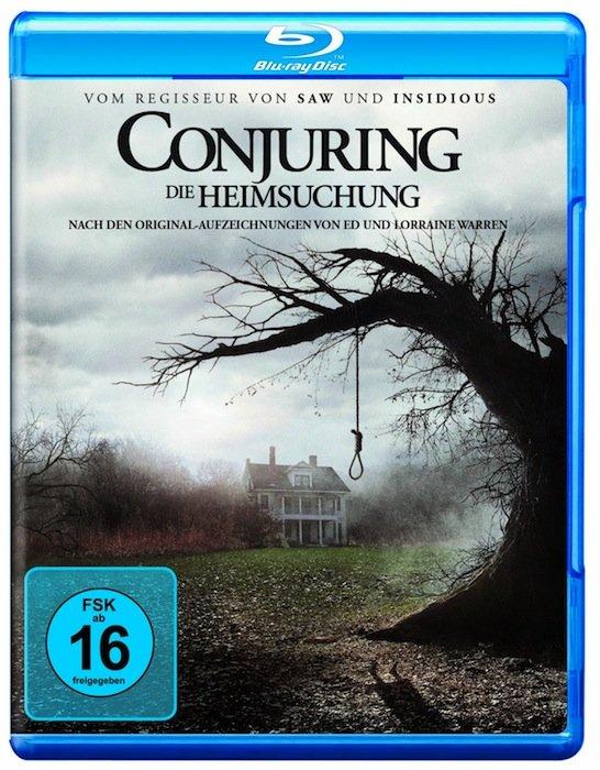 Conjuring - Die Heimsuchung (Blu-ray)