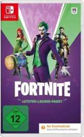 Fortnite - Das Letzter-Lacher Bundle (Add-on) (Switch)