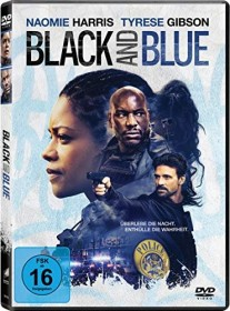 Black and Blue (DVD)