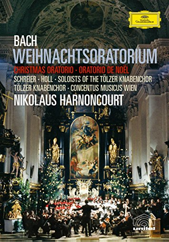 Johann Sebastian Bach - Weihnachtsoratorium -- via Amazon Partnerprogramm