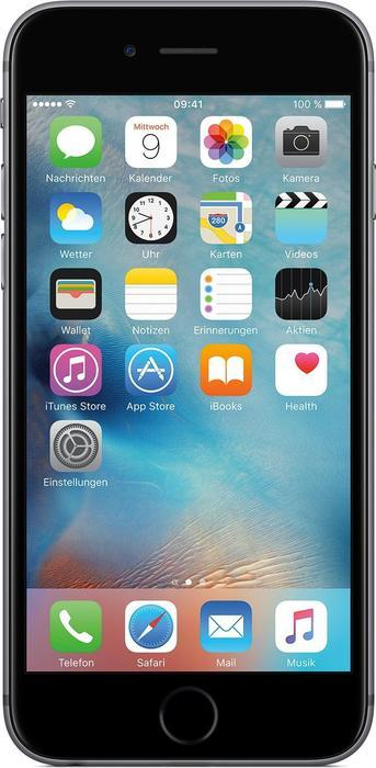 Apple iPhone 6s 32GB grau