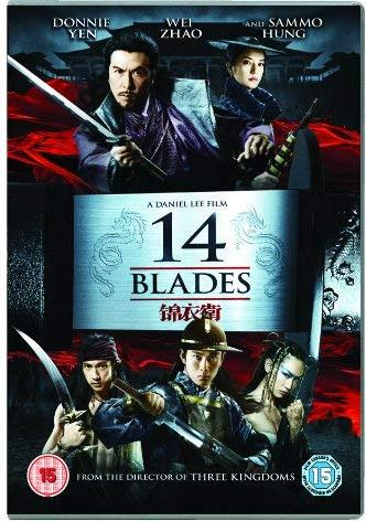 14 Blades (UK) -- via Amazon Partnerprogramm