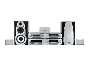 Technics SC-EH790 mit 5-fach CD, Tuner, Tape