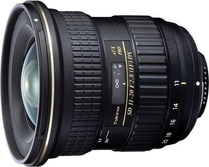 Tokina AT-X Pro 11-20mm 2.8 DX für Nikon F schwarz