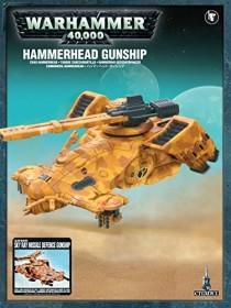 Games Workshop Warhammer 40.000 - T'au-Empire - Hammerhead Gunship (99120113028)