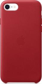 Apple Leder Case für iPhone SE (2020) (PRODUCT)RED (MXYL2ZM/A)