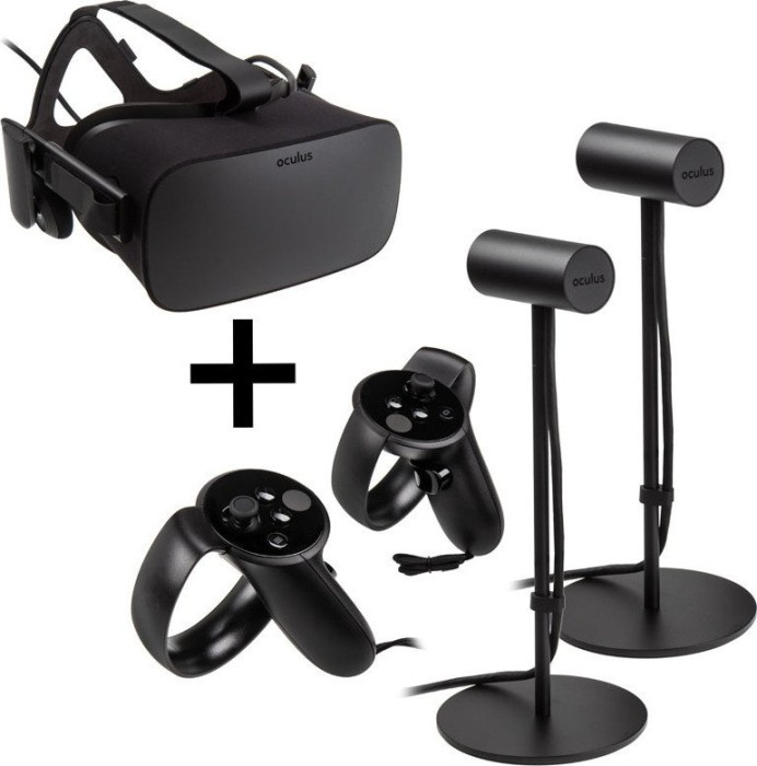 Oculus Rift + Touch Bundle (301-00095-01)
