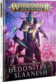 Games Workshop Warhammer Age of Sigmar - Battletome: Hedonites of Slaanesh 2021 (DE) (04030201024)