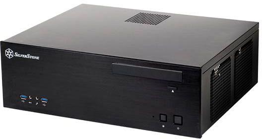 SilverStone Grandia GD04B USB 3.0 schwarz (SST-GD04B-USB3.0)
