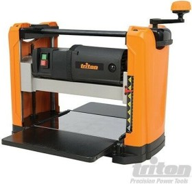 Triton TPT125 electric thicknesser, stationary