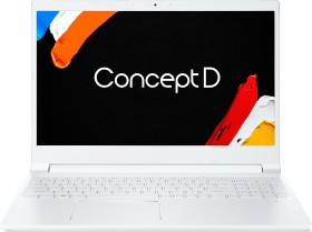 Acer ConceptD 3 Pro CN315-71P-70H7 weiß, Core i7-9750H, 16GB RAM, 1TB SSD, Quadro T1000, DE (NX.C58EG.002)
