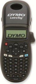 Dymo LetraTag LT-100H schwarz (2125197)