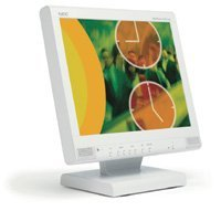 NEC MultiSync LCD1550M, 1024x768, analog, white