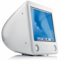 "Apple eMac G4, 17"", 700MHz, 128MB RAM, 40GB HDD, Combo (M8578*/A)"