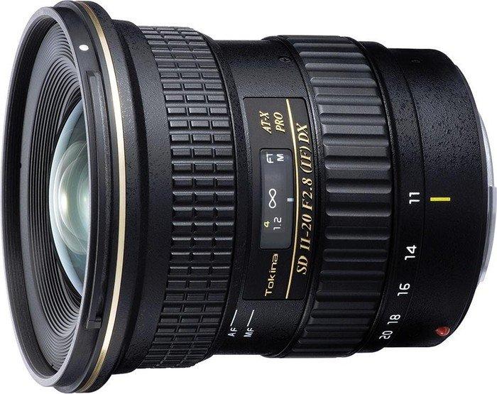 Tokina AT-X Pro 11-20mm 2.8 DX für Canon EF schwarz