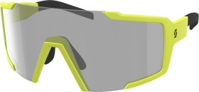 Scott Shield LS yellow matt/grey light sensitive (275379-6533)