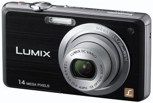 Panasonic Lumix DMC-FS11 black