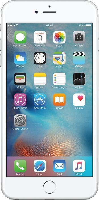Apple iPhone 6s Plus 32GB silber