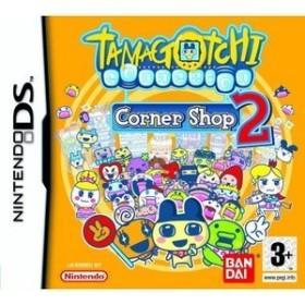 Tamagotchi Connexion - Corner Shop 2 (DS)