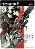 Metal Gear Solid 2: Sons of Liberty (niemiecki) (PS2)
