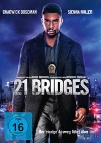 21 Bridges (DVD)