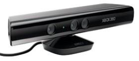 Microsoft Kinect (Xbox 360)